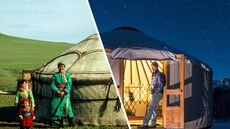 Yurts: An Affordable American Housing Solution From the Steppes of Mongolia