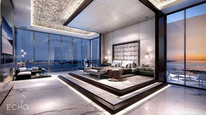 42m unfinished miami penthouse is week 39 s priciest new listing - Penthouse luxe missoni home ...