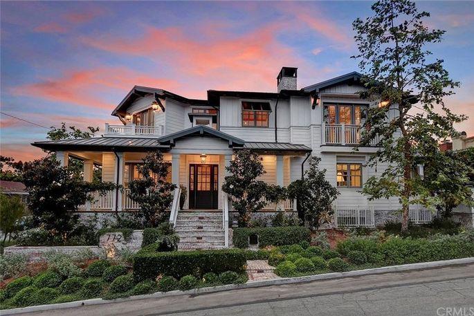 Colin Cowherd's new Manhattan Beach home
