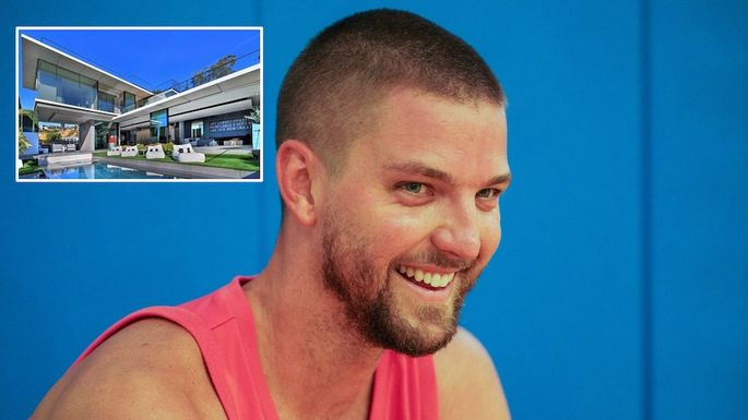 Chandler Parsons Selling Hollywood Hills home