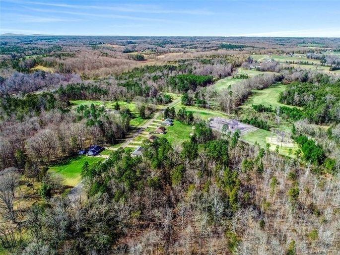 Kurt Busch's 138 acres in North Carolina