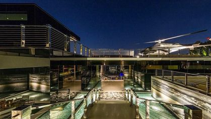 'Billionaire' Mansion Scales Back Ambitious Price Tag, Cutting It by Additional $38M