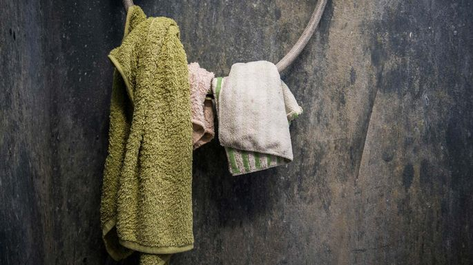 old-towels