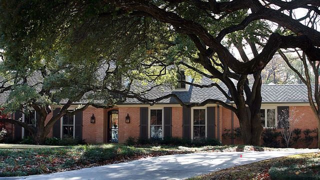 Dallas residence of George W. Bush