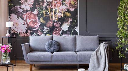 Flower Power! Floral Decor Is Growing Wild Again—and We Are Here for It