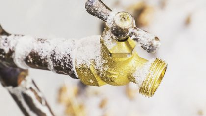 What to Do If Your Pipes Freeze: Defrosting Tips and More