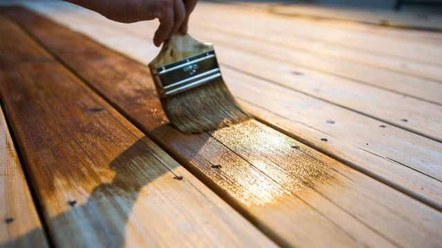 How to Stain Wood in 7 Easy Steps | realtor.com®