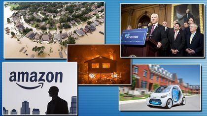 Biggest Housing Stories 2017: The News That Rocked the Real Estate World