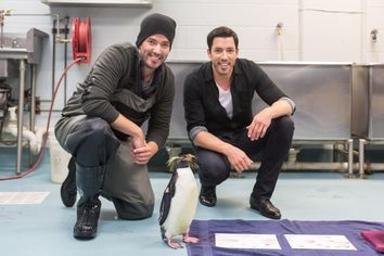 The Property Brothers Compete: Who's Master of the Master Suite?