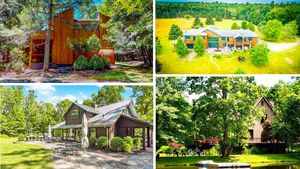 Rock On! 10 Woodstock-Area Homes for the Festival's 50th Anniversary
