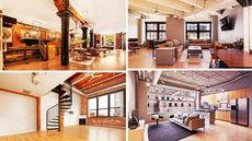 Residence Retrofit: 7 Industrial Warehouse Lofts With Style to Spare