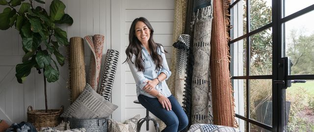 joanna gaines of fixer upper on her own behind the