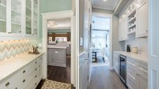 What Is a Butler's Pantry? The Multifunctional Space Between the Kitchen and Dining Room