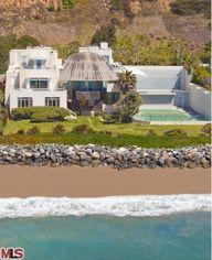 Frank Gehry's Borman Residence in Malibu