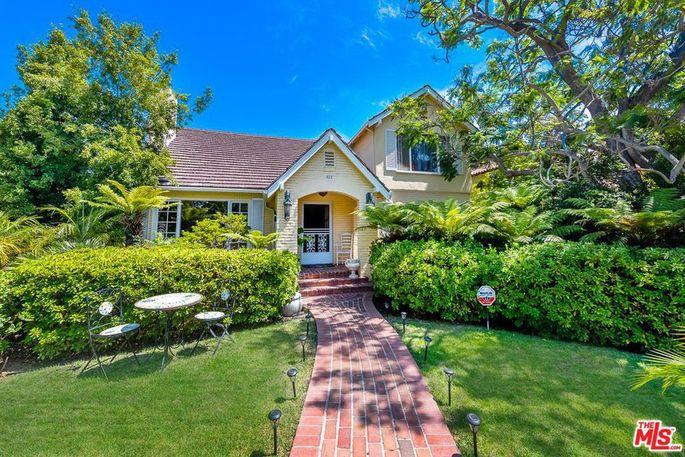 Lou Ferrigno's Santa Monica home