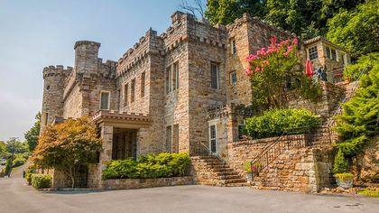 Impeccably Suited: West Virginia's Suit Castle Awaits a Regal Buyer