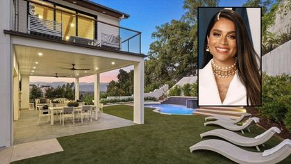 Lilly Singh, Host of 'A Little Late,' Buys Stylish Studio City Home for $4.1M