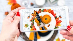 9 Instagram-Worthy Ways to Set a Table for Thanksgiving