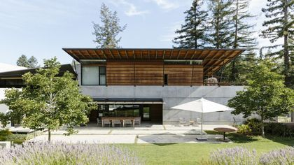 The Rise of the Fashionable Concrete Home