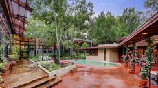 Houston's Lone Frank Lloyd Wright House on the Market for $2.85M