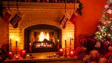 Where the Yule Log Burns Bright: 11 Homes With 7 Fireplaces or More