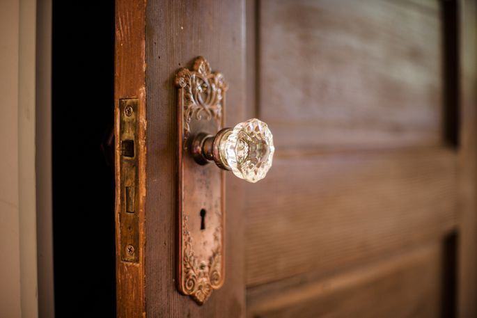 Changing out hardware can make your home feel like new.