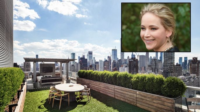 Jennifer Lawrence penthouse