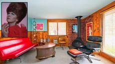 Need a Retreat? The B-52s' Kate Pierson Selling Her Colorful Catskills Compound