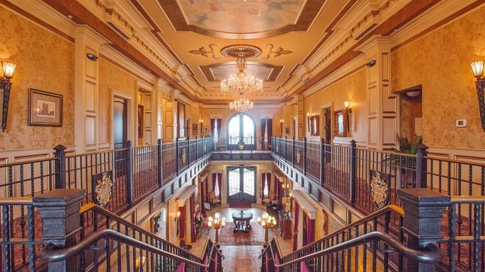 This $15M Kentucky Castle Is Looking for a Fairy-Tale Ending | realtor.com®
