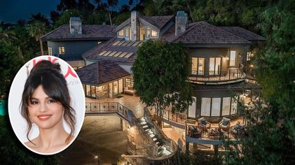 Selena Gomez Buys Tom Petty's Former Mansion—Let's Spin Through Selena's Property Past