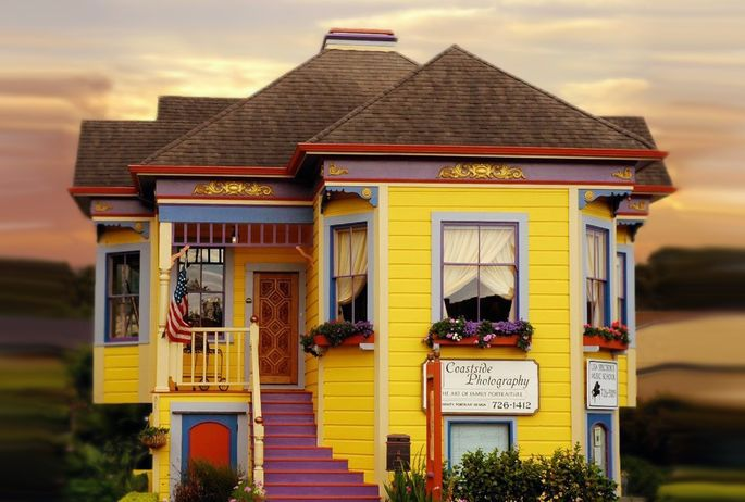Go Wild On Exterior Paint Colors