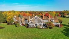 Priced at $25M, New Hampshire's Most Expensive Listing Includes a Historic Horse Farm
