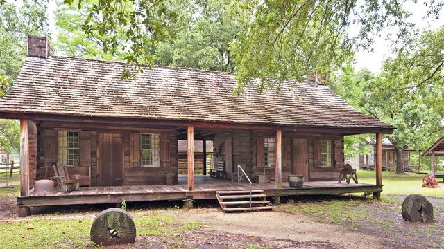 What is a dogtrot house a slice of american history for Dogtrot modular homes