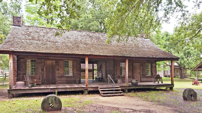 Dogtrot House
