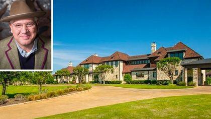 Broadcaster Glenn Beck Selling Massive Suburban Dallas Mansion for $6M