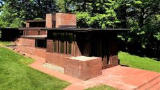 Historic Home From Frank Lloyd Wright's Usonian Period in Wisconsin Available for $425K