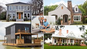Chip and Joanna Gaines Reveal Their Favorite 'Fixer Upper' Home Ever: Can You Guess?