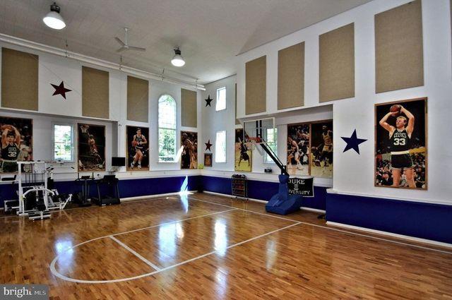 Newtown PA gymnasium