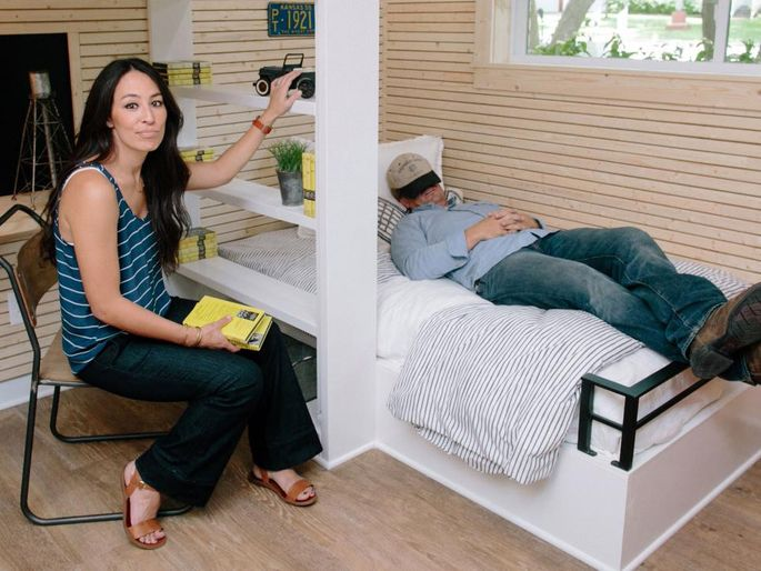 Chip And Joanna Gaines Of 39 Fixer Upper 39 On Finding Bargain