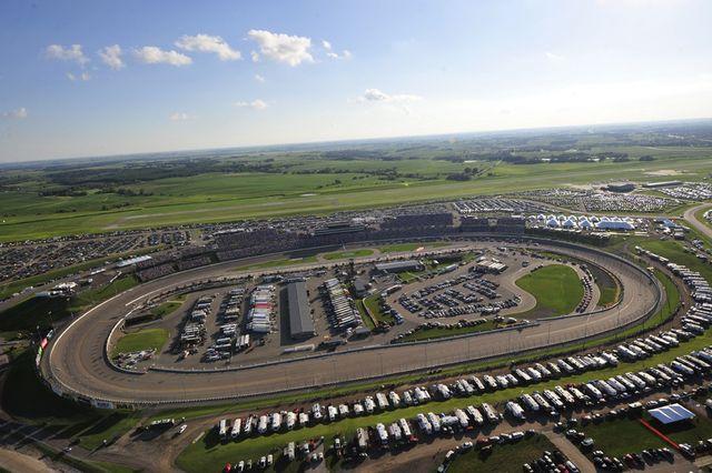 Iowa Speedway in Newton, IA