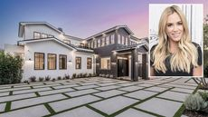 'Real Housewives' Star Teddi Mellencamp Shows Off Her New Encino Home