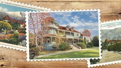 McNally Mansion in Altadena Is Postcard-Worthy History Worth Preserving