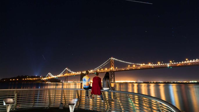 Plenty of activities to meet people in SF, day or night.