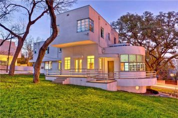 Extraordinary Art Moderne Bohn House For Sale In Texas (PHOTOS)