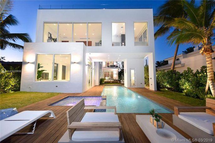 Lil Pump's new Miami mansion