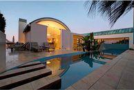 Hanger-esque Contemporary Home: Unique Wallace Cunningham Design Lists In La Jolla