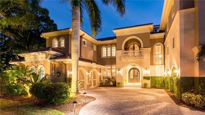 Jimmy Rollins' Tampa, FL, home