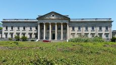 A Major Makeover: 110-Room Mansion Near Philly Requires a Revival