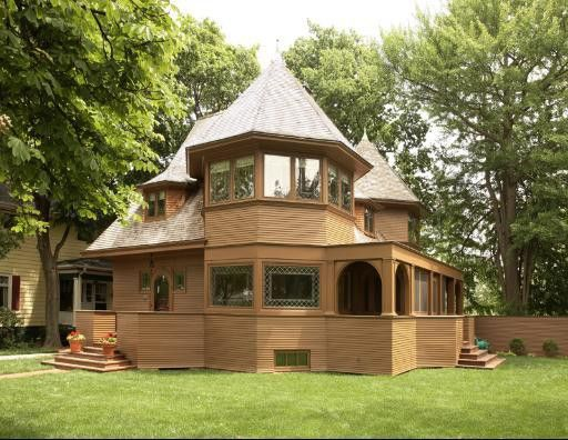 Frank lloyd wright 39 s 122 year old robert emmond house for sale - Frank lloyd wright houses for sale ...