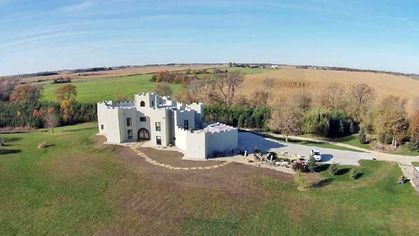 Cheese and Castles? This Wisconsin Fortress Is a Concrete Marvel
